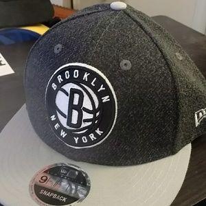 Brooklyn Nets New Era Snapback NWT
